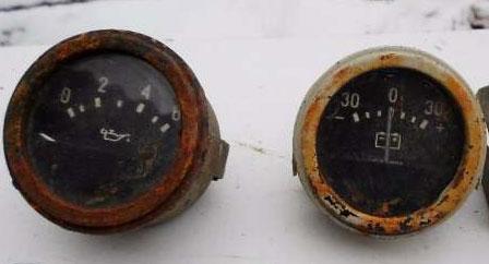 амперметр газ 53