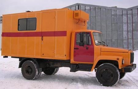 аварийный грузовик