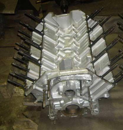 Головка блока цилиндра ГАЗ-66