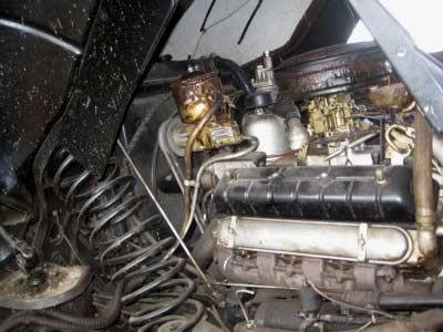 двигатель ГАЗ-66