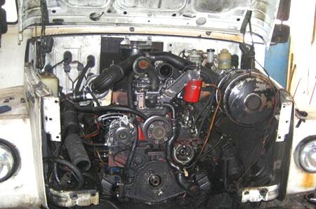 мотор газ 3309