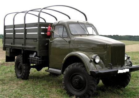 ГАЗ 63