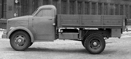 кузов ГАЗ 51