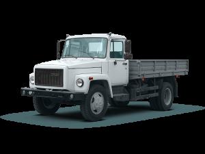 новый ГАЗ-3307