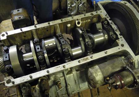 двигатель газ 3307