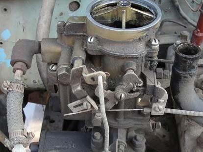 ремонт карбюратора