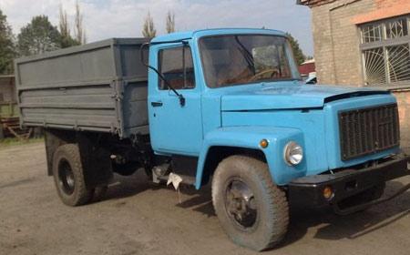 кузов газ 3307