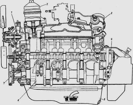 поршни для газ 3307