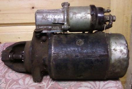 стартер газ 53