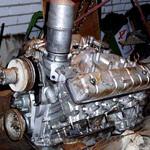 Ремонт двигателя ГАЗ 53