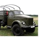 Грузовые автомобили ГАЗ 51