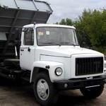 Самосвалы ГАЗ-3307