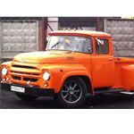 Варианты тюнинга ГАЗ 53