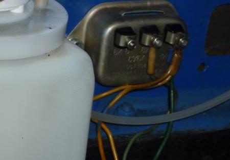 вариатор на газ 3307