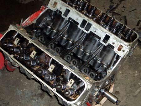 двигатель  для ГАЗ 53
