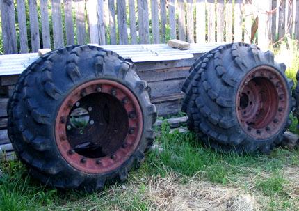 арочные шины