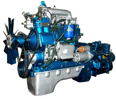 двигатель Д-245.9