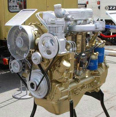 мотор д 144