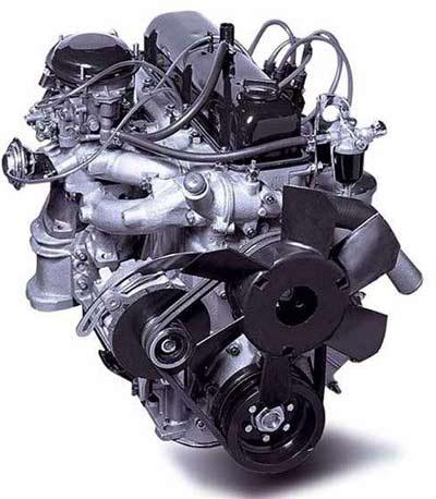 мотор для ГАЗ 3302
