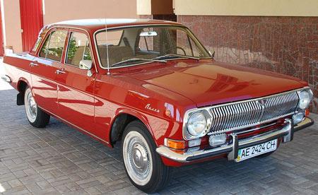 Волга ГАЗ 2407