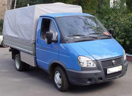 грузовичок  ГАЗ 3302