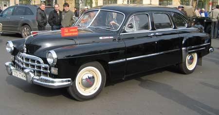 спецавтомобиль Волга ГАЗ 21
