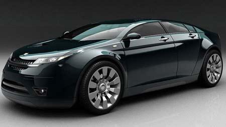 Новая модель Волги 5000 GL: технические характеристики и ...