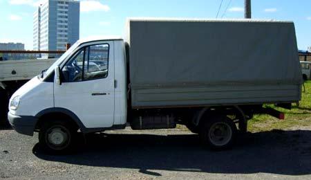 грузовой газ 3302