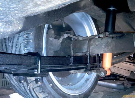 Ремонт подвески газ 21