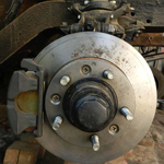 Тормоза на ГАЗ-21