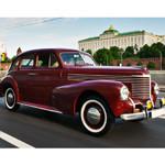 Автомобили ГАЗ-20 Победа
