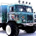 ГАЗ 66 тюнинг
