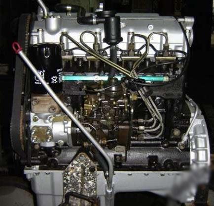 двигатель andoria