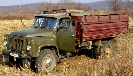бортовой газ 53