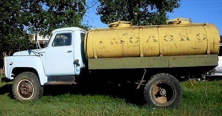 цистерна газ 53