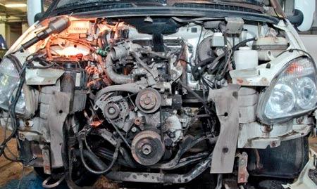 мотор умз  4216