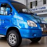 Автомобили ГАЗ-27527 Соболь