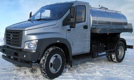 автоцистерна   ГАЗ Next