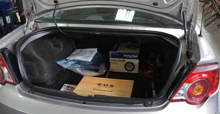 багажник волга siber