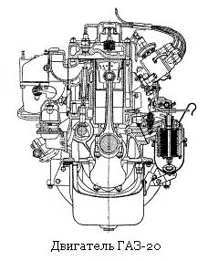 цилиндры газ 20