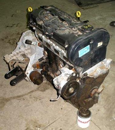 двигатель  Chrysler 2.4 L