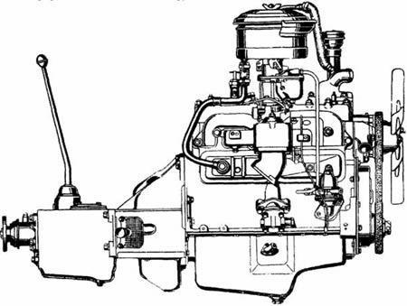 мотор газ 20
