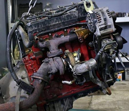 газель ремонт мотора