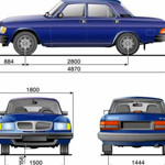 Технические характеристики ГАЗ-3110
