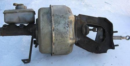 вакуумный усилитель ГАЗ  31105