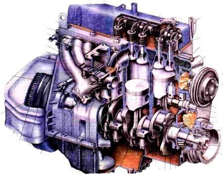 мотор ЗМЗ 402