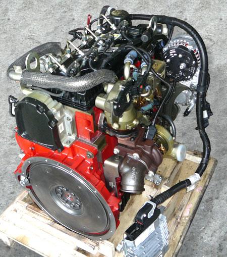 двигатель дизелями Cummins ISF 2.8 S3129T