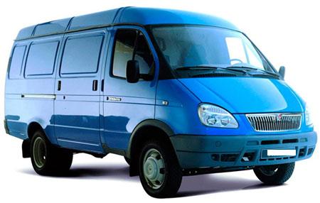 Газель-Бизнес фургон комби
