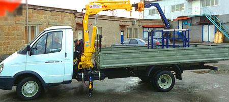 кран ГАЗ 330252