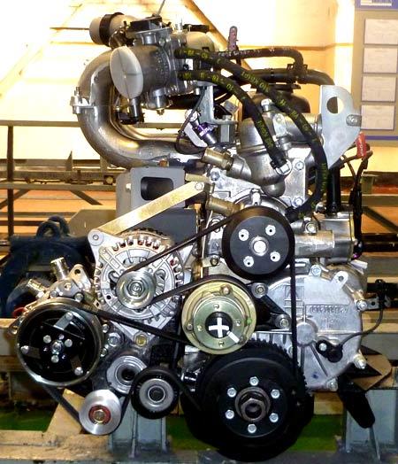 двигатель УМЗ-4216.70